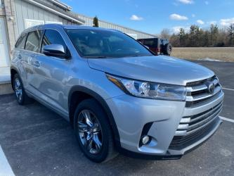 2017 Toyota Highlander Limited AWD V6